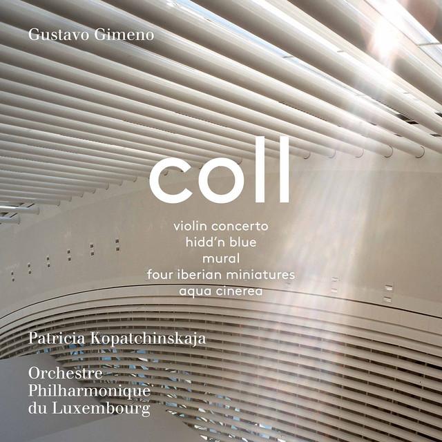 Álbum recomendado: Francisco Coll: OrchestralWorks