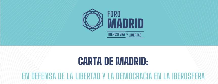 Carta De Madrid – Entre las objeciones posibles y las posiblesobjeciones.